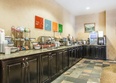 Comfort Inn Breakfast Area