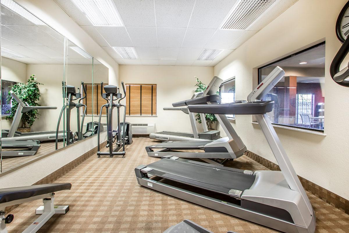 Comfort Inn Fitness Center