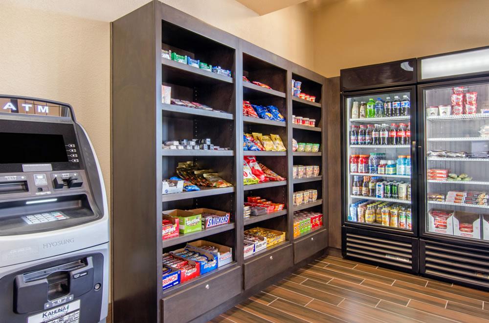 Comfort Inn St Robert Fort Leonard Wood 24 Marketplace Snack Shop