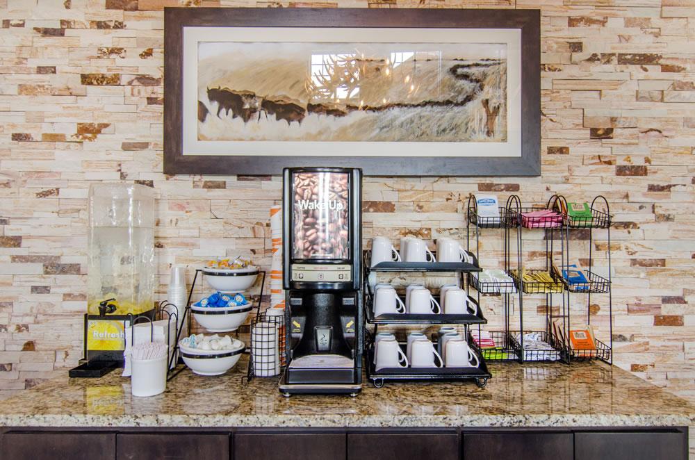 Comfort Inn St Robert Fort Leonard Wood Free 24 Hour Coffee