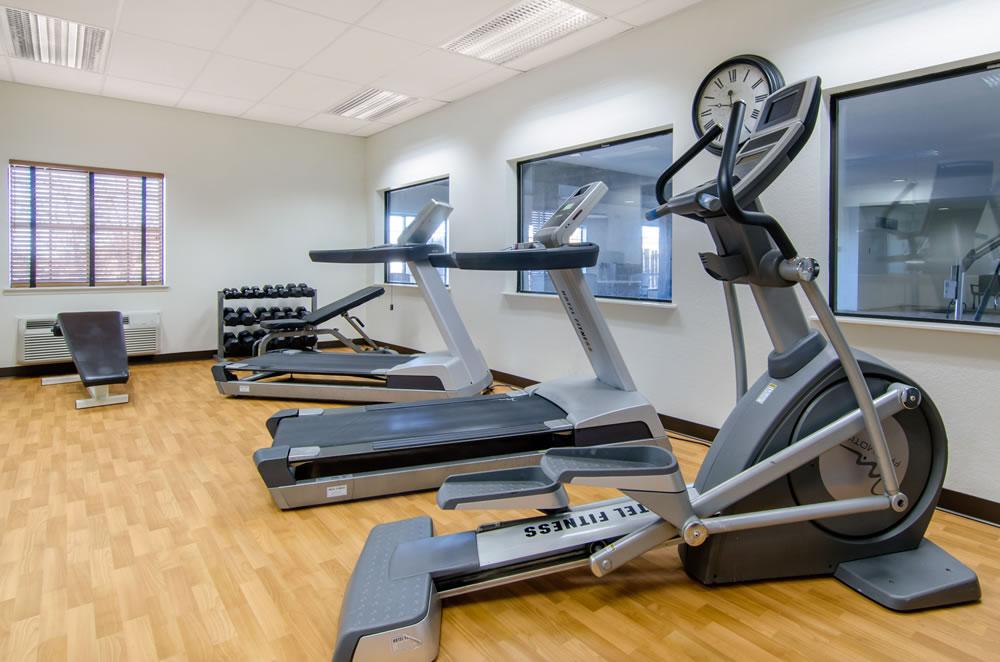 Comfort Inn St Robert Fort Leonard Wood Free Fitness Facility