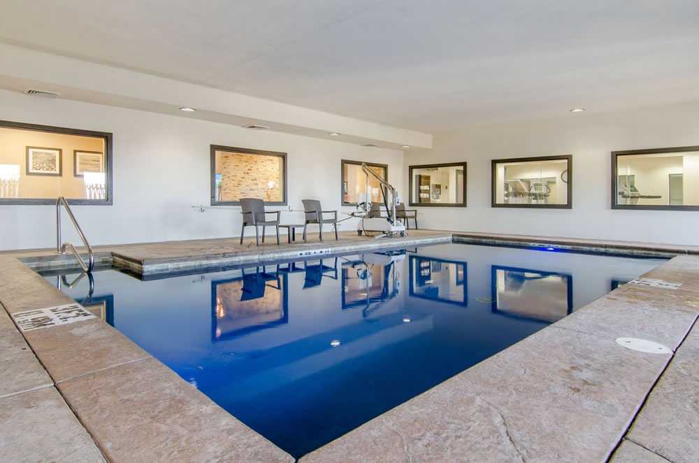 Comfort Inn St Robert Fort Leonard Wood Indoor Heated Saltwater Pool