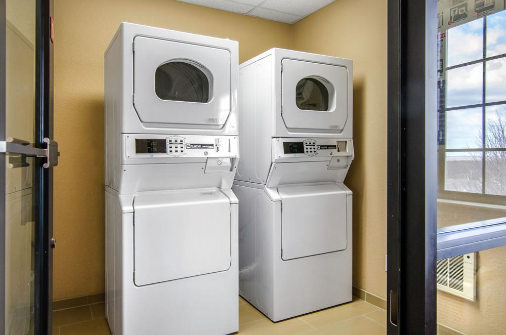 Comfort Inn St Robert Fort Leonard Wood Onsite Guest Laundry