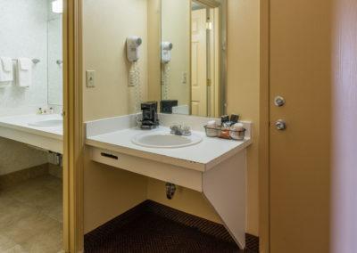 Liberty Lodge Bathroom