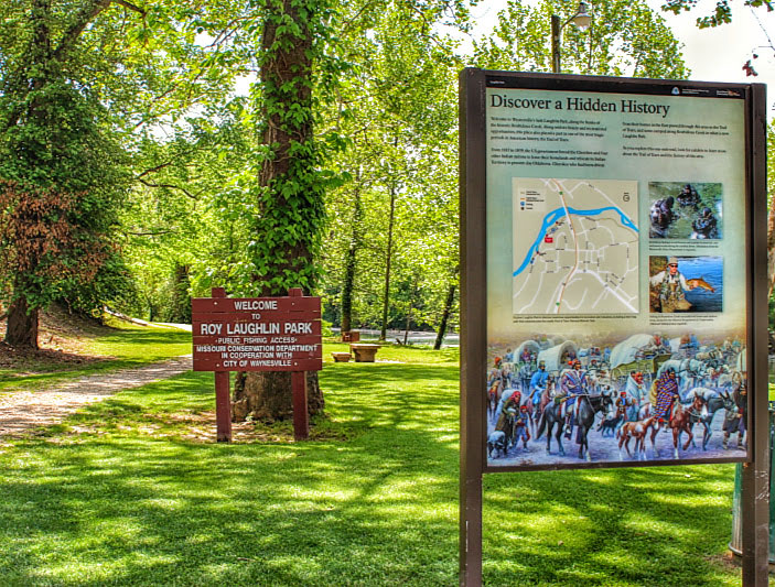 Trail Of Tears, Waynesville, MO