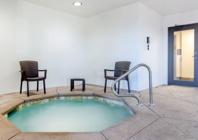 Comfort Inn St Robert Fort Leonard Wood Hot Tub Spa