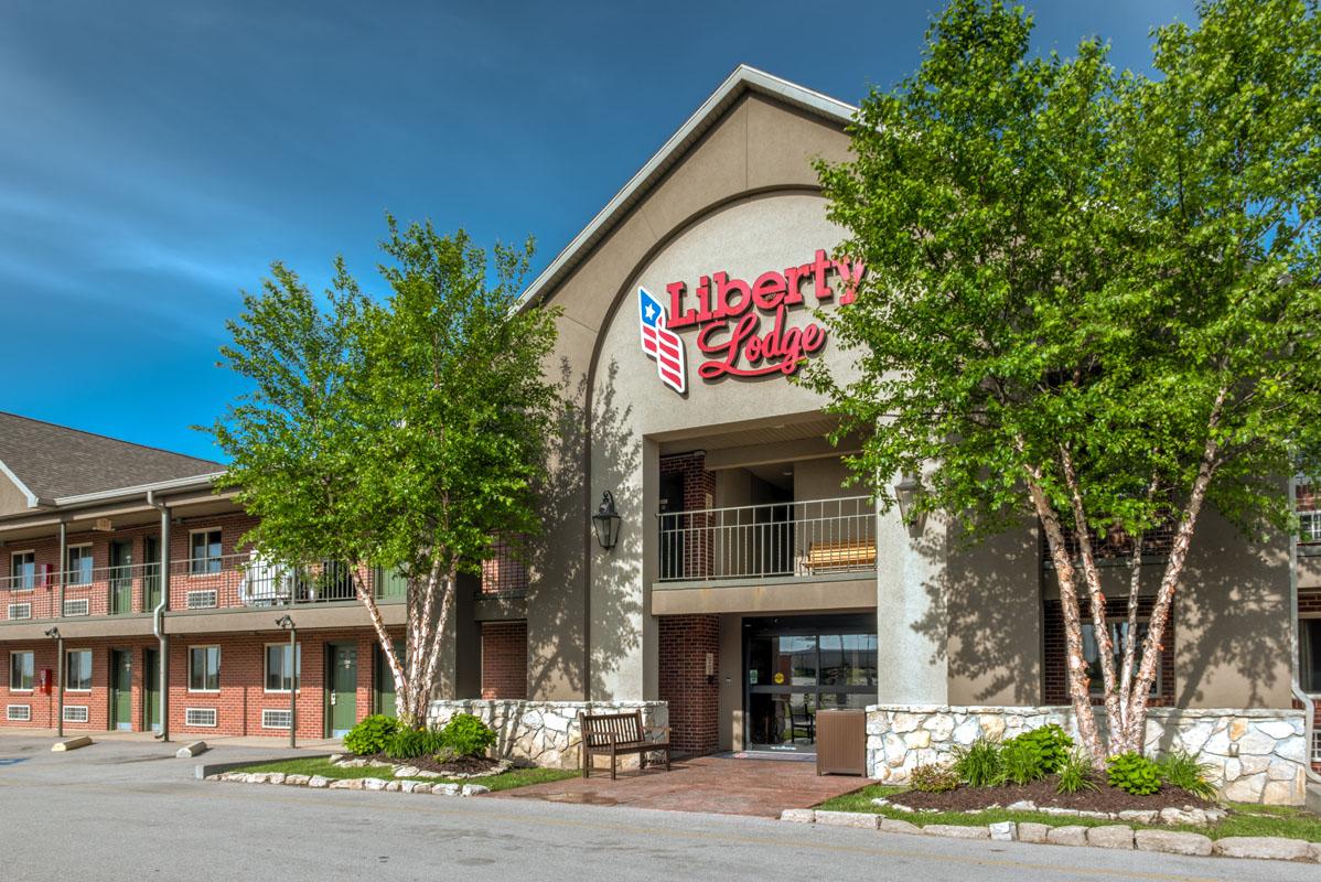 Liberty Lodge Fort Wood Hotels