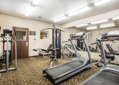 MainStay Suites 24 hour Fitness Center