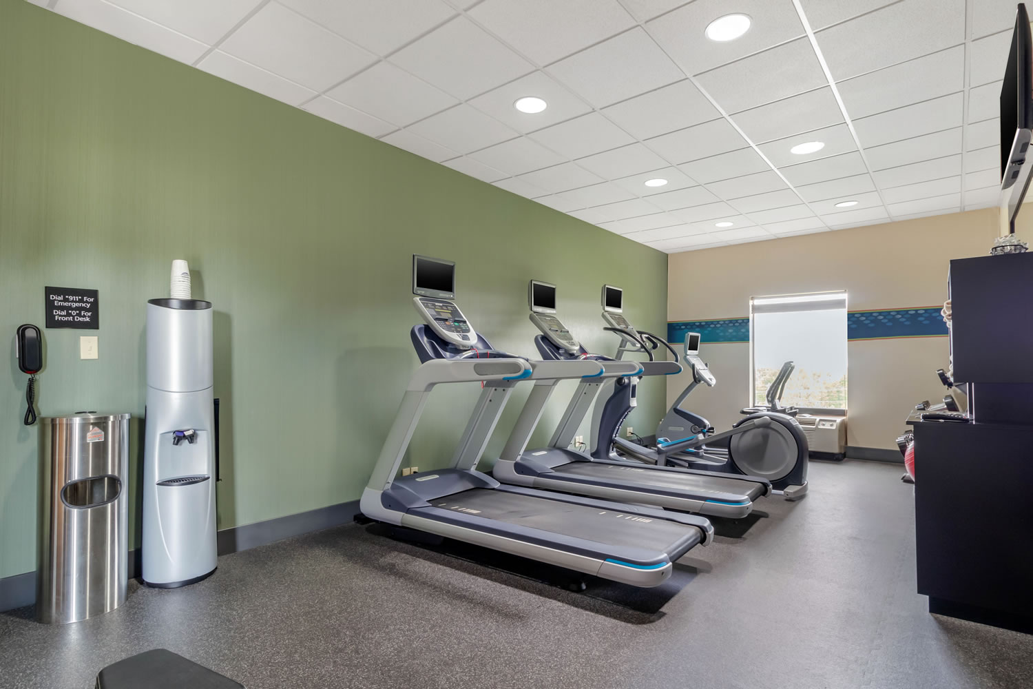 Hampton Inn Fitness Center